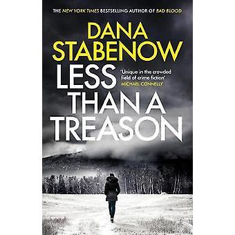 Mindre enn forræderi av Dana Stabenow - 9781786695727 bok