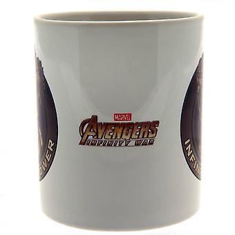 Avengers Infinity War Infinite Power Ceramic Mug