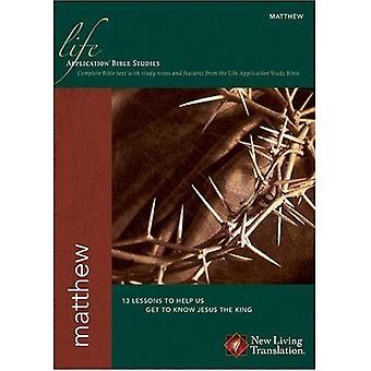 Matthew (vida estudos bíblicos de aplicação)