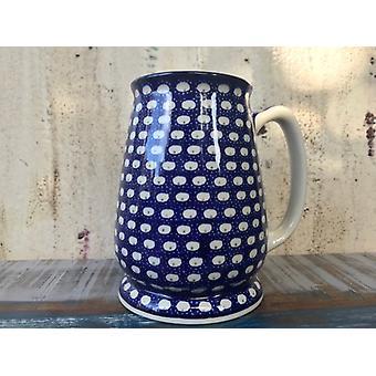 Bierkrug, 15 cm hoch, Tradition 4, für 500 ml plus Schaum, BSN m-1445