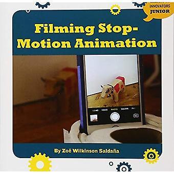 Filmer l'Animation Stop-Motion (XXIe siècle bibliothèque de compétences Innovation: fabricants innovateurs junior)