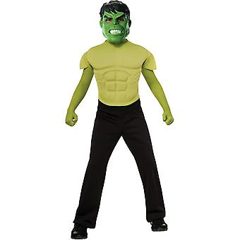 Hulk Halloween Child Costume