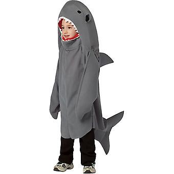 Traje de niño de tiburón 2