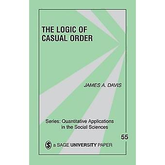 Logic of Causal Order by Davis & James A