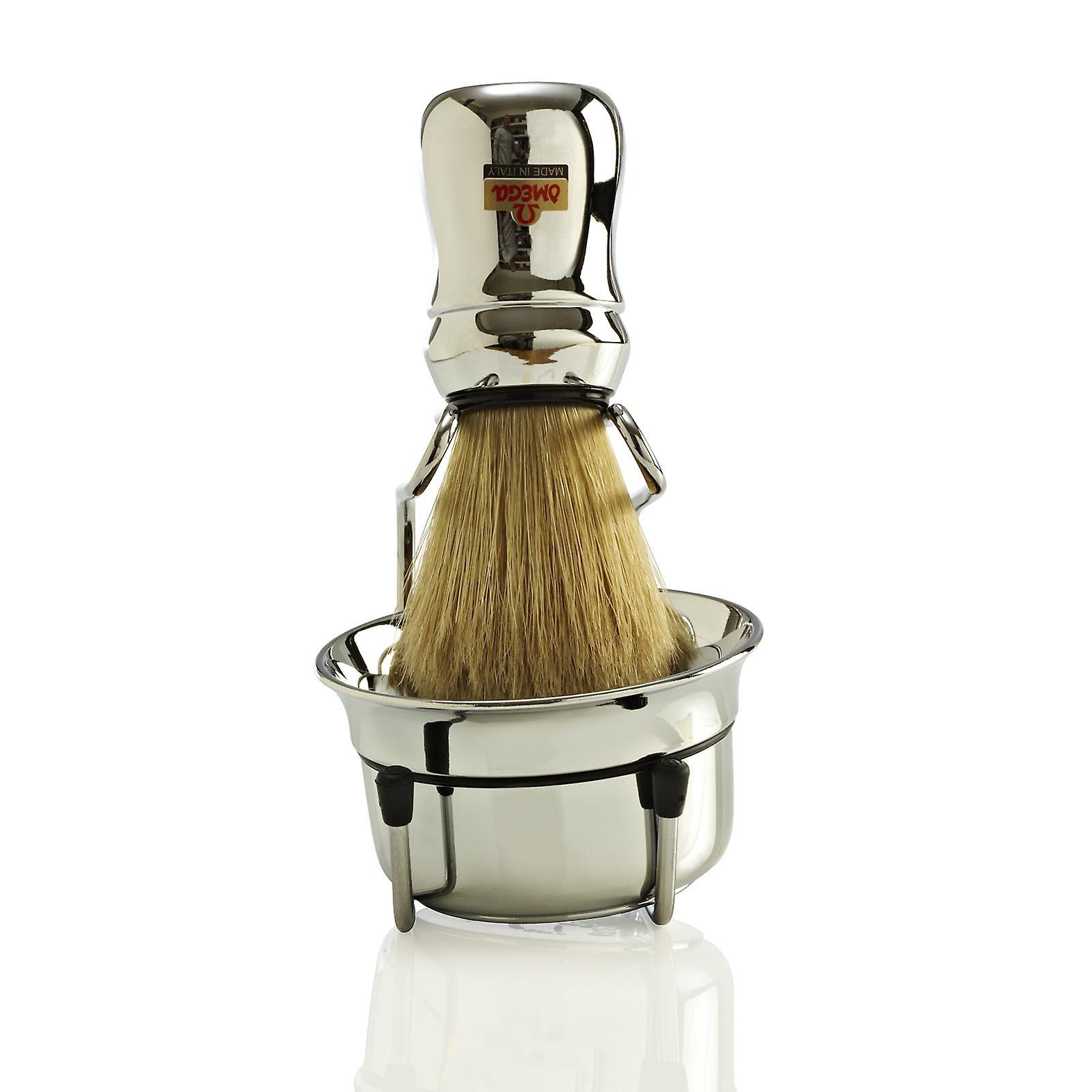 Omega 83.18 Shaving Kit Set
