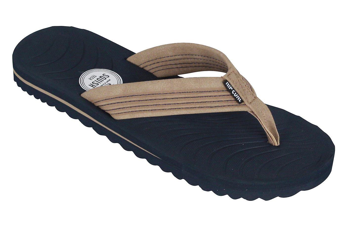 Rip Curl Men's Sandals ~ Dbah tan blue