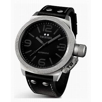 Tw Steel Twa200 Canteen Automatisch Horloge 45 Mm Demo