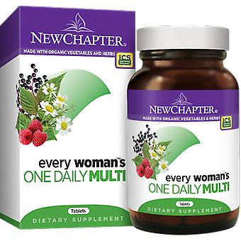 New Chapter Every Woman's One Daily Tablets 48Ct