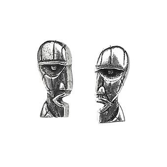 Alchemy Rocks Pink Floyd Divisionbell Ear Studs