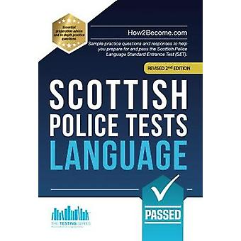 Scottish Police Tests - LANGUAGE - Sample practice questions and respon