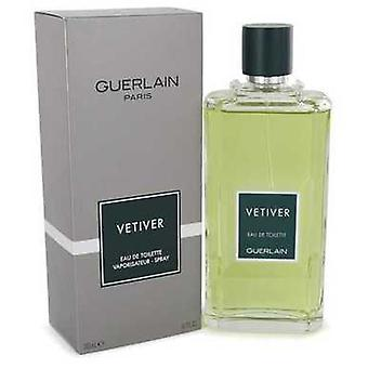Vetiver Guerlain By Guerlain Eau De Toilette Spray 6.8 Oz (men) V728-500997