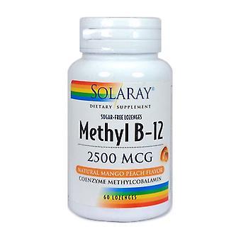 سولاراي ميثي-B12 Lozenges 60 (87782)