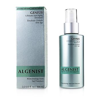 Algenist GENIUS Ultimate anti-aging emulzió 100ml/3.3 oz