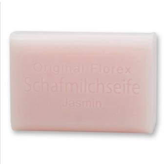 Florex sheep milk SOAP - Jasmine - sensual soothing fragrance of jasmine lifts the spirits 100 g