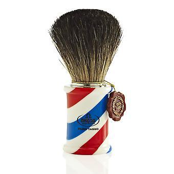 Omega 6736 Pure capelli Badger Pennello da barba