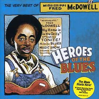 Fred McDowell - helter Blues [DVD] USA import
