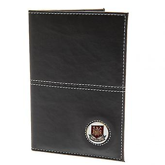 West Ham United FC Executive Scorecard Holder