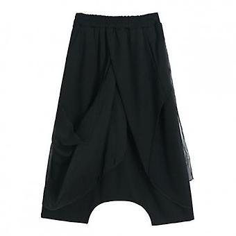 High Elastic Waist Confortable  Harem Pants