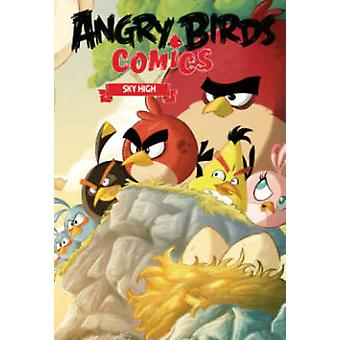 Angry Birds Comics Volume 3 Sky High by Ian Carney - 9781631403682 Bo