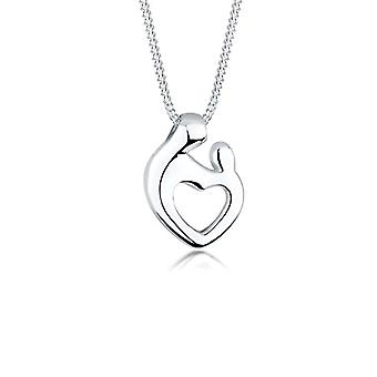 Elli Silver Women's Pendant Necklace 925 0102281312_45