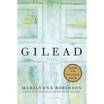 Gilead (1a Picador ed) di Marilynne Robinson - 9780312424404 libro