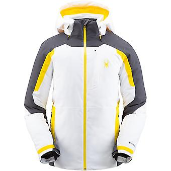 Spyder COPPER Men's Gore-Tex Primaloft Ski Jacket White