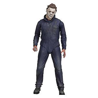 Halloween 7- Actionfigur Ultimate Michael Myers Detailreiche Actionfigur (aus Kunststoff). Hersteller: NECA.