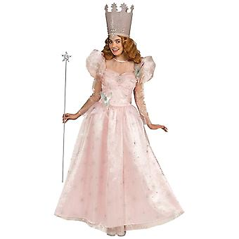Vrouwen Glinda goede heks kostuum
