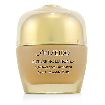 Shiseido פתרון עתידי LX זוהר הקרן SPF15-עלה 4 30ml/1.2 עוז