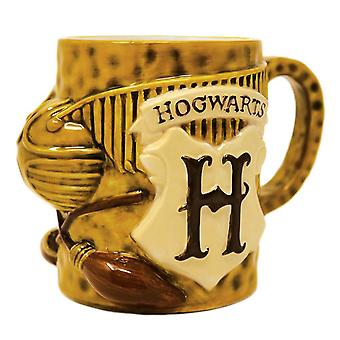 Harry Potter Quidditch Potion 3D Sculpted Mug