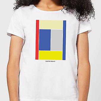 Center Court Women's T-Shirt - White