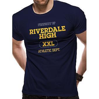 Riverdale-Varsity Logo T-Shirt