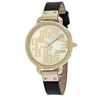 Jean Paul Gaultier Women's Index Rose gold Dial Watch - 8504307