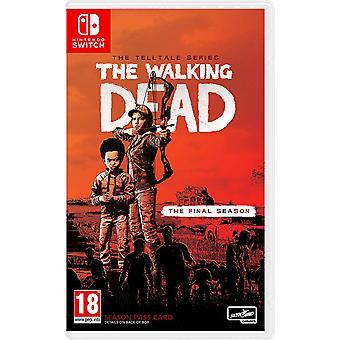 The Walking Dead The Final Season Nintendo Switch Game