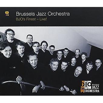 Brussels Jazz Orchestra - la plus belle de Bjo - direct! [Blu-ray] Importation des USA