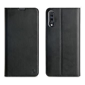 Case para porta de cartão preto Samsung Galaxy A70