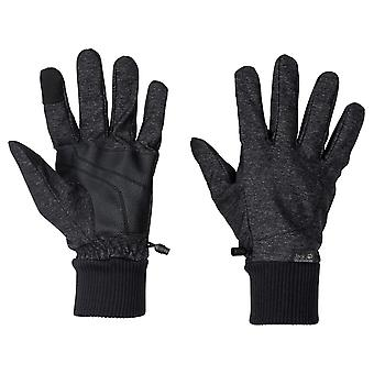 Jack Wolfskin Hombres Winter Travel Guantes