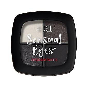 Ardell Beauty High Pigmented 4 Shade Sensual Eyeshadow Palette - Limo Leather