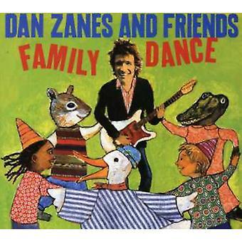 Dan Zanes & Friends - Family Dance [CD] USA import