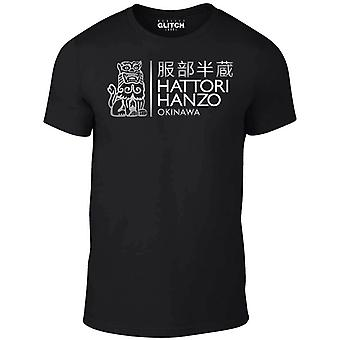 Men's hattori hanzo t-shirt