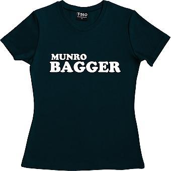 Munro Bagger marineblauw vrouwen ' s T-shirt