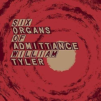 Six Organs of Admittance / Tyler, William - Parallelogram a La Carte: Six Organs of Admittance [Vinyl] USA import