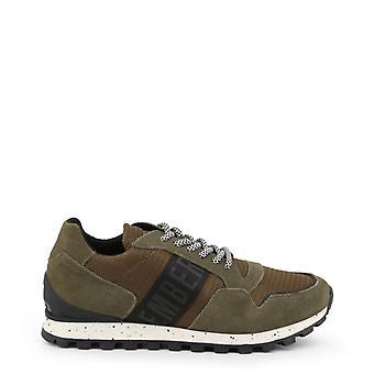 Bikkembergs - fend-er men's sneakers, green