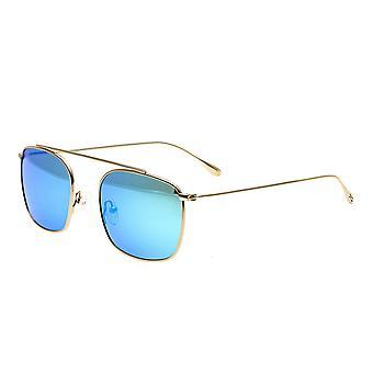 Simplify Collins Polarized Sunglasses - Gold/Celeste