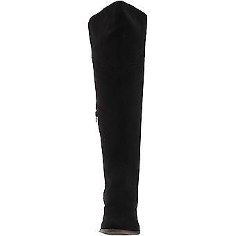 Fergalicious Womens bata Closed Toe Knee High Fashion Boots
