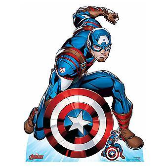 Kapteeni Amerikka ensimmäinen Avenger