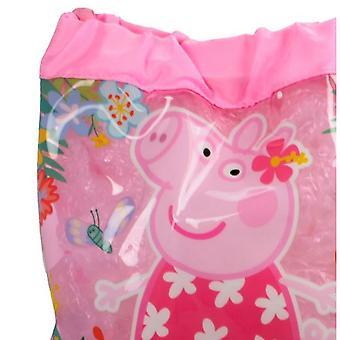 Peppa Pig Kids/Childrens Swim Duffle Bag
