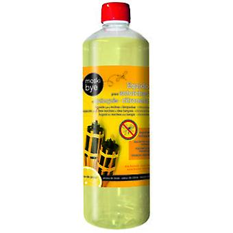 Flower Liquid For Torches And Quinquen Citronela Moskibye 20551