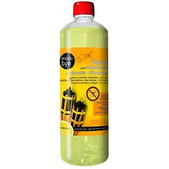 Flower Flüssigkeit für Taschenlampen und Quinquen Citronela Moskibye 20551