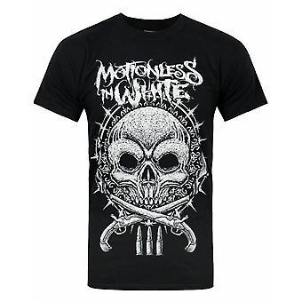 Motionless In White Pistols Men's T-Shirt